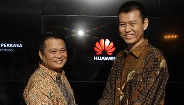 Untuk menghadapi persaingan pasar smartphone yang semakin sengit di Indonesia, Huawei gandeng PT GND Imperium Perkasa