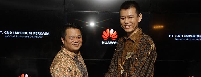 Photo of Untuk menghadapi persaingan pasar smartphone yang semakin sengit di Indonesia, Huawei gandeng PT GND Imperium Perkasa