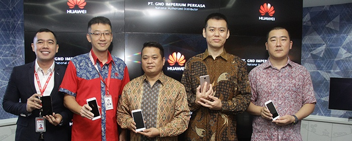 Photo of Huawei Tunjukkan Komitmen Terhadap Pasar Indonesia dengan menghadirkan Y Series 2017