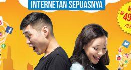 BOLT 4G+ Luncurkan Paket Prabayar Unlimited, Bebas Kuota Bisa Internetan Sepuasnya