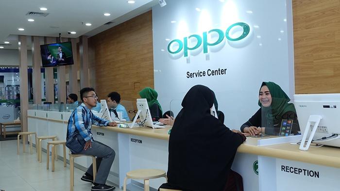 Pelayanan OPPO SC Bekasi 1 ok