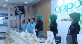 OPPO Buka Service Center Terbesar di Jabodetabek untuk Perkuat Purna Jual F3