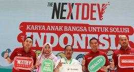 The NextDev Competition di Bandung Sukses Menarik Minat Para Digiprenuership