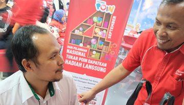 Rayakan Hari Pelanggan Nasional, Telkomsel Manjakan Pelanggan Setia dengan Ribuan Hadiah