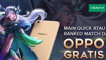 Terbukti OPPO F3 bisa memainkan games Multiplayer Online Battle Arena seperti AOV