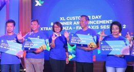 Pada Hari Pelanggan 2017, XL Axiata Gelar Program Apresisasi Bagi Pelanggan
