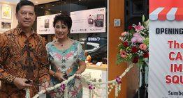 Tambah Gerai, Datascrip Resmikan Canon Image Square ke-10 di Surabaya