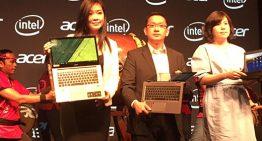 Acer Luncurkan Notebook Pertama di Indonesia dengan Prosesor Intel Core Generasi ke-8