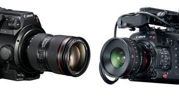 Canon Hadirkan EOS C200 dan C700, Kamera Sinema Profesional 4K dalam format MP4 & format Cinema RAW Light