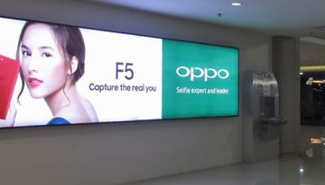 "Chelsea Islan Sebagai Persona OPPO F5 dengan Tagar F5 "" Capture The Real You """