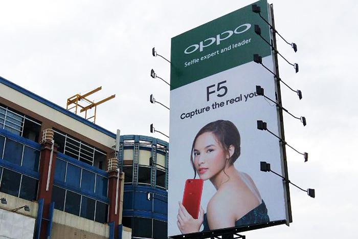 OPPO F5 3