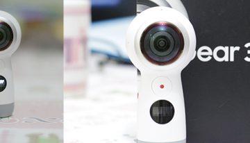 Cara baru yang asik dan mudah merekam Video dan Foto pake Samsung Gear 360