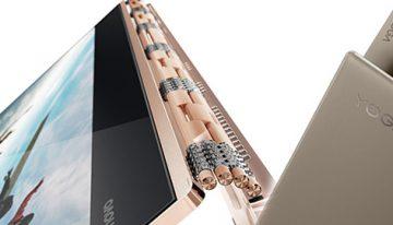 Lenovo Resmi Menghadirkan Laptop Yoga 920 dengan fitur pen, voice, dan biometrik