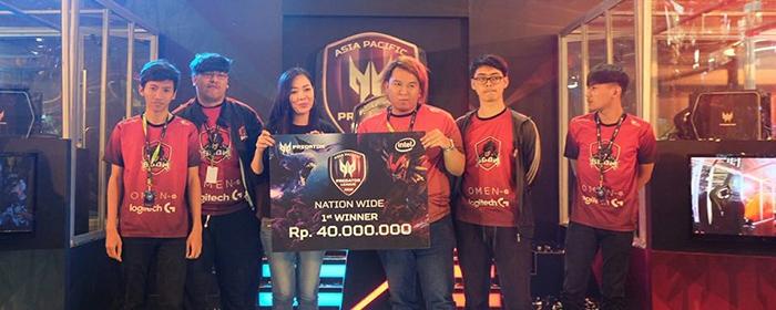 Photo of Yuk Dukung Indonesia di Final Asia Pacific Predator League 2018