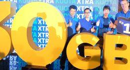 "XL Axiata Luncurkan Paket ""Xtra Kuota"" sebesar 30GB hanya dengan harga Rp 10.000"