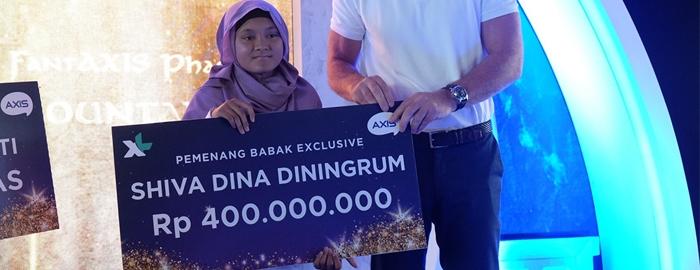Photo of Di Program Kuiz XTRAVAGANZA & FANTAXIS Periode-3 Siswa SMP asal Cirebon dapat Hadiah Rp 400 Juta