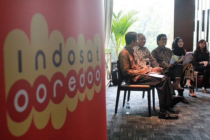 Riset Indosat kerjasama UGM 1