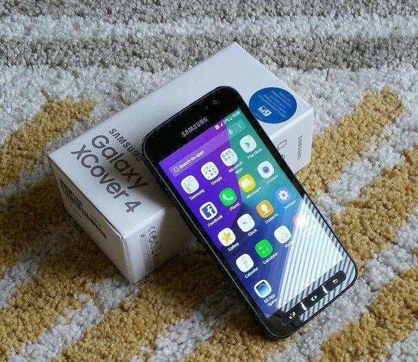 Samsung GALAXY XCover4 oke