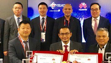 Telkomsel & Huawei Luncurkan Solusi CloudAIR 2.0. Meningkatkan efisiensi dan pengalaman pelanggan yang lebih baik