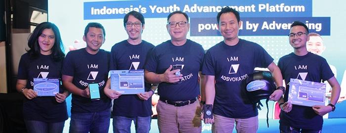 Photo of ADSvokat mengajak kaum muda berpartisipasi aktif dalam mempromosikan brand favoritnya, di lingkungan sekitar