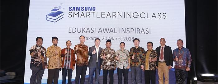 Photo of Samsung Mewujudkan Edukasi Awal Inspirasi Melalui Kelas Berbasis Teknologi untuk Pendidikan di Indonesia