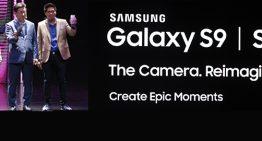 Samsung Galaxy S9 dan S9+ hadir dengan fitur Dual Aperture, Super Slow-Mo, dan My Emoji