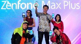 ASUS ZenFone Max Plus M1, Smartphone layar Lebar dengan Baterai Besar
