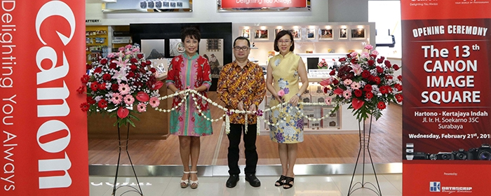 Photo of Datascrip dan Canon Hadirkan Canon Image Square ke-13 di Surabaya