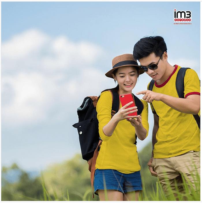 Foto 2. Indosat Ooredoo dan Tencent Memperkenalkan Indosat Ooredoo WeChat Go