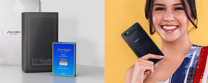 Photo of OPPO Perkenalkan F7 Youth Melalui Kemasan Kolaborasi dengan Shiseido