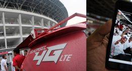 Dukung Asian Games 2018, Telkomsel Siapkan LTE TDD Massive MIMO