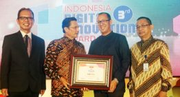 TrueMoney Indonesia raih Innovative Company in Digital Remittance Services 2018