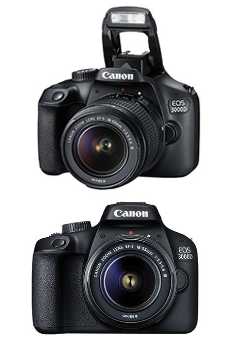 Canon EOS 3000D OK