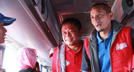 Telkomsel Berangkatkan 1.940 Peserta Mudik Bareng Menggunakan Bus, Pesawat, dan Kapal Laut
