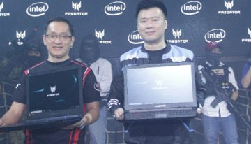 Predator Helios 500 Laptop Gaming dengan Performa Terbaik, menggunakan Prosesor Intel Core i9 Generasi ke-8