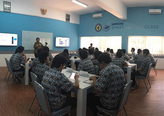 Samsung Smart Learning Class oke