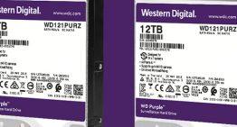 WESTERN DIGITAL Hadir Produk-Produk Berkapasitas Tinggi Terbaru Hard Drive Western Digital Purple 12TB