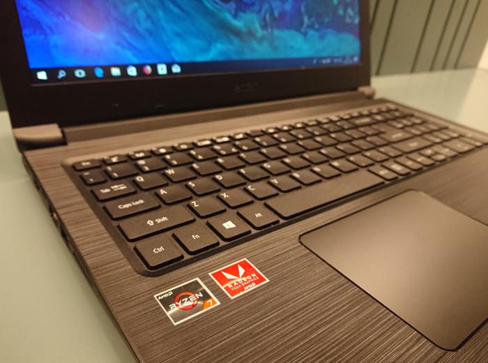 Acer Aspire 3 AMD 6 ok