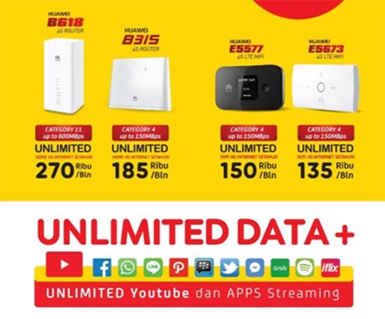 Huawei Indosat 1