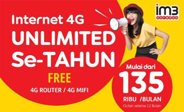 Huawei Indosat