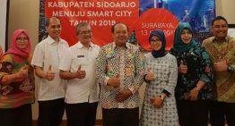 Indosat Ooredoo Business Implementasi Smart City di Kabupaten Sidoarjo