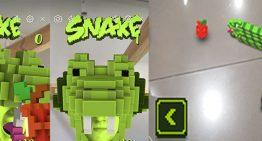 HMD Global Nokia, membawa kembali permainan Snake melalui platform camera AR Facebook