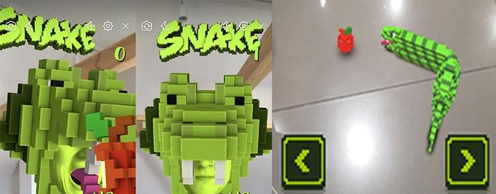Photo of HMD Global Nokia, membawa kembali permainan Snake melalui platform camera AR Facebook