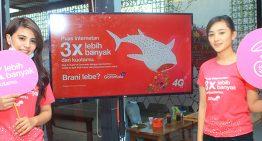 Berani Memberikan 3X Lebih Banyak, 4G LTE Tri Kini Hadir di Gorontalo