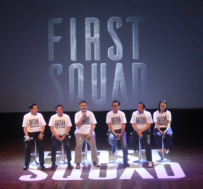 3. First Squad ok 1