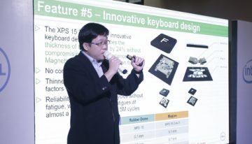 Dell Luncurkan Jajaran Terbaru XPS 15 Tertipis dan Terkecil perpaduan antara gaya, kemewahan dan kinerja