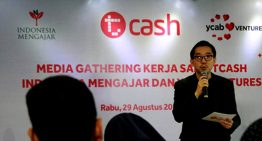 TCASH Jalin Kerja Sama Strategis dengan Yayasan Cinta Anak Bangsa dan Indonesia Mengajar untuk Akselerasi Perkembangan Less-Cash Society di Indonesia