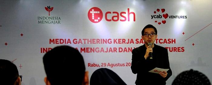 Photo of TCASH Jalin Kerja Sama Strategis dengan Yayasan Cinta Anak Bangsa dan Indonesia Mengajar untuk Akselerasi Perkembangan Less-Cash Society di Indonesia