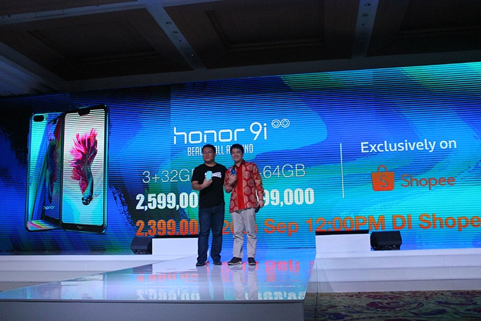 Honor 9i Launch Event ok