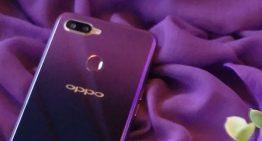 OPPO Resmi Luncurkan OPPO F9 Starry Purple di Indonesia hadir dalam varian RAM 4GB dan 6GB